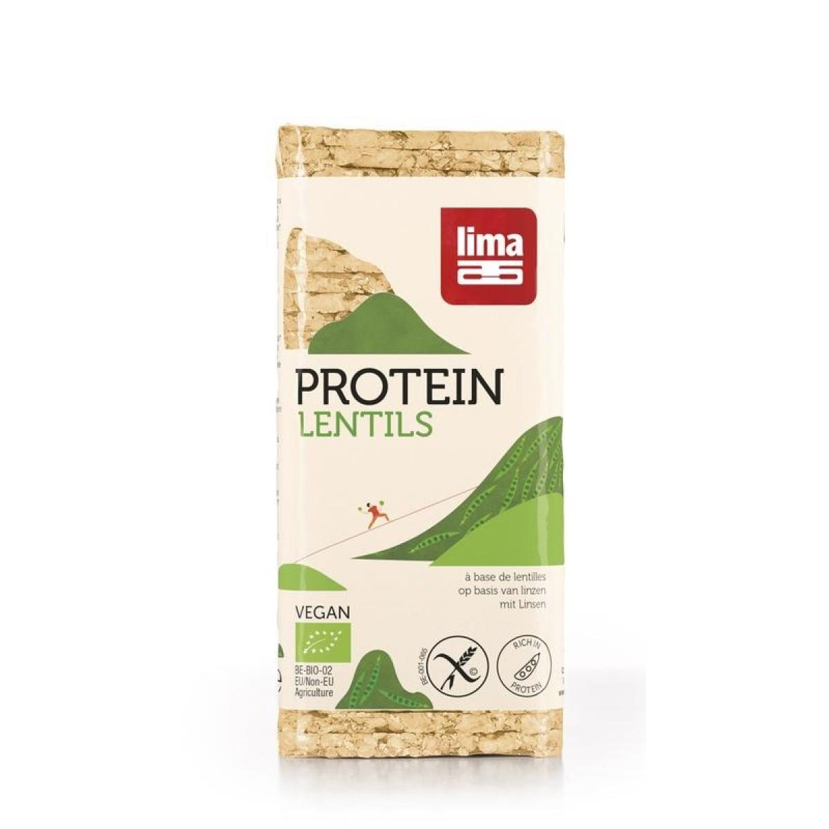 Linzenwafels Proteïne