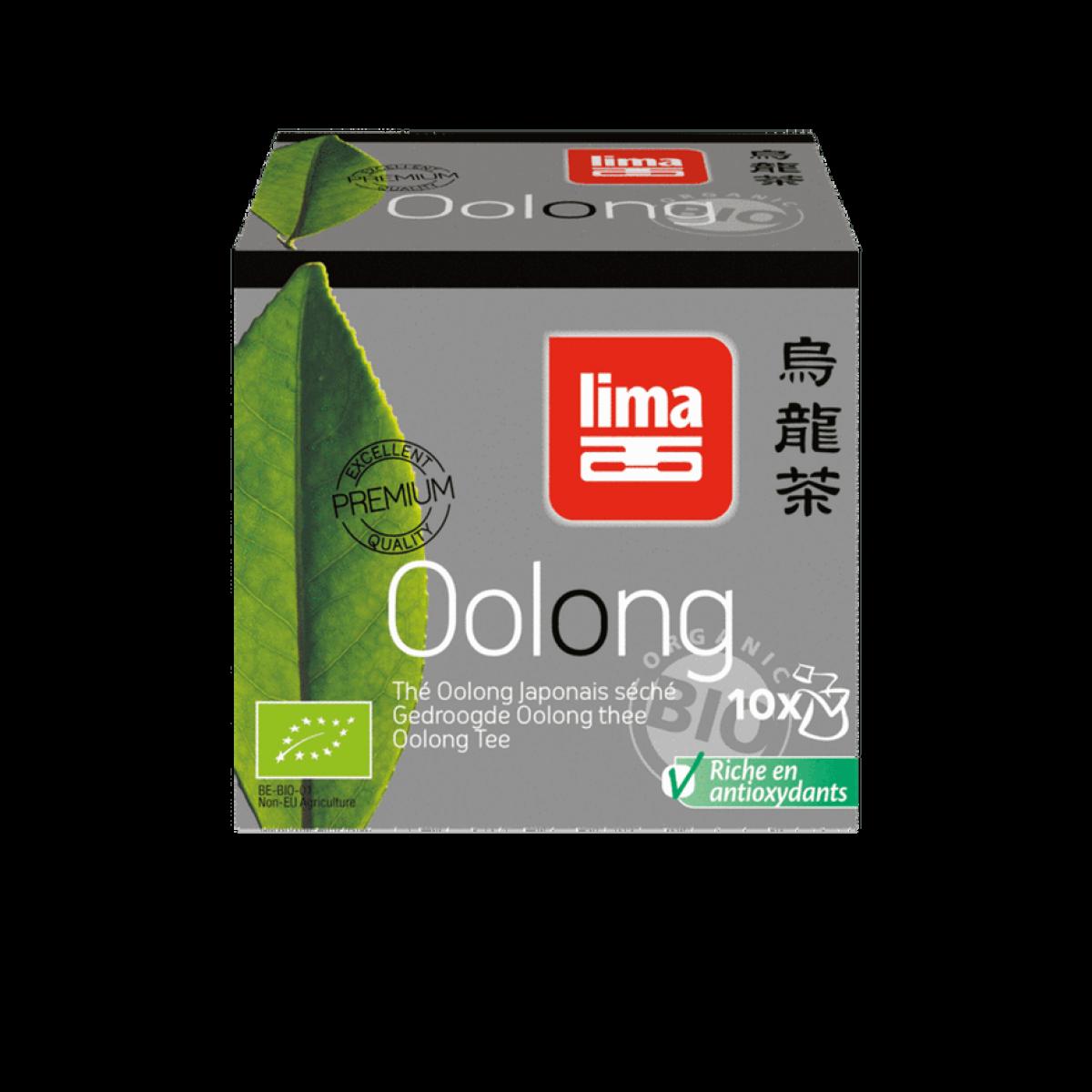 Oolong Tea (Builtjes)