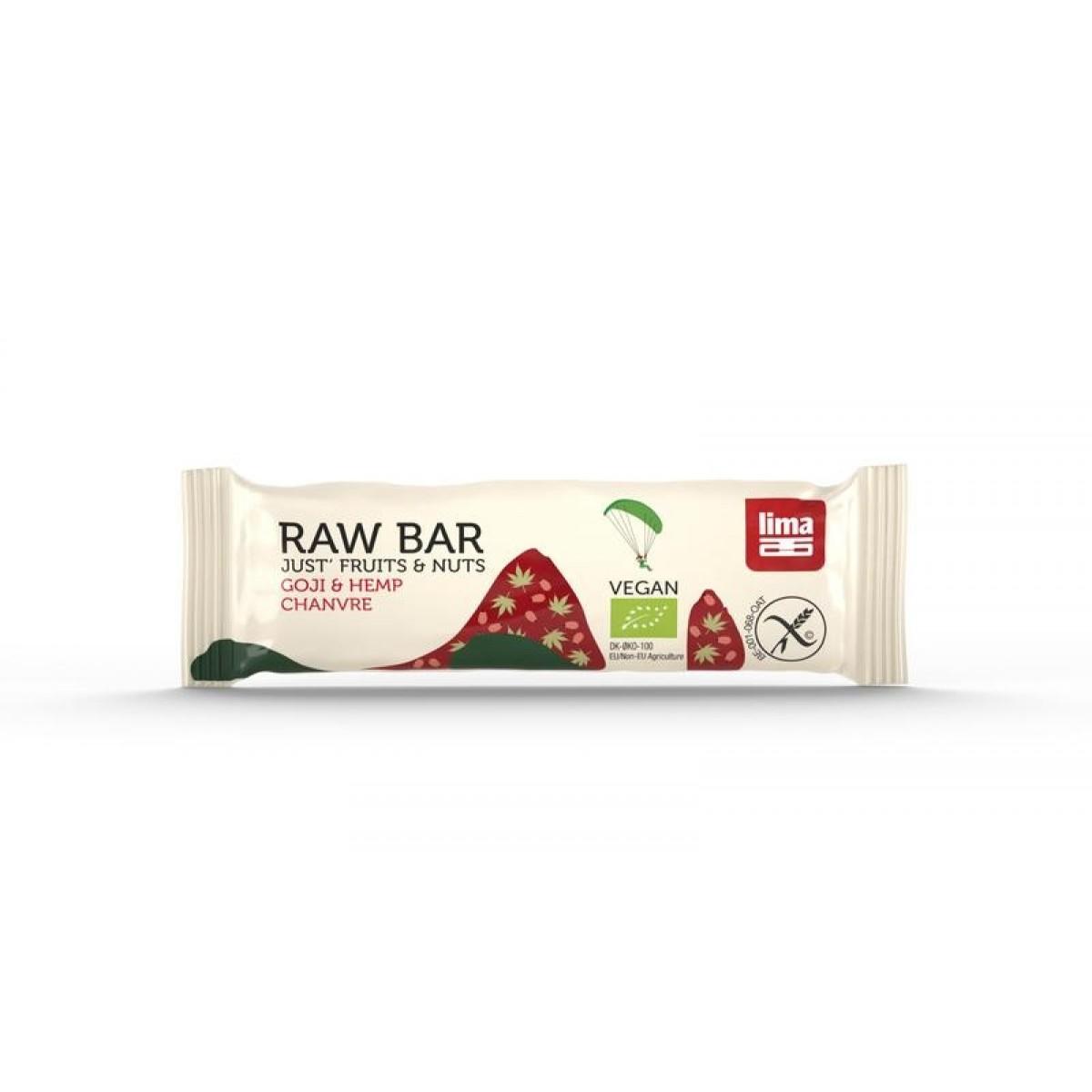 Raw Bar Hennep Gojibes