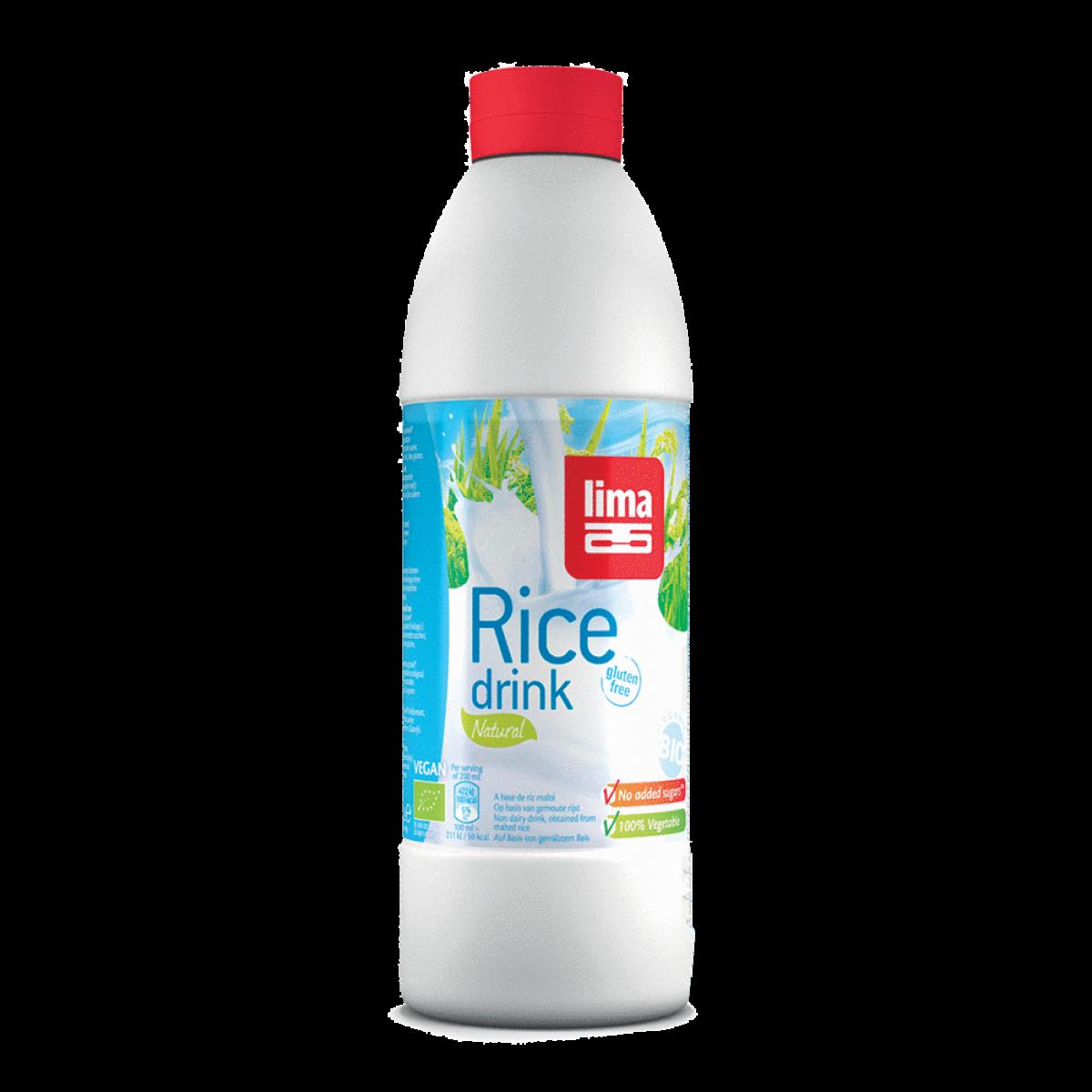 Rijstdrank Natural (Fles)