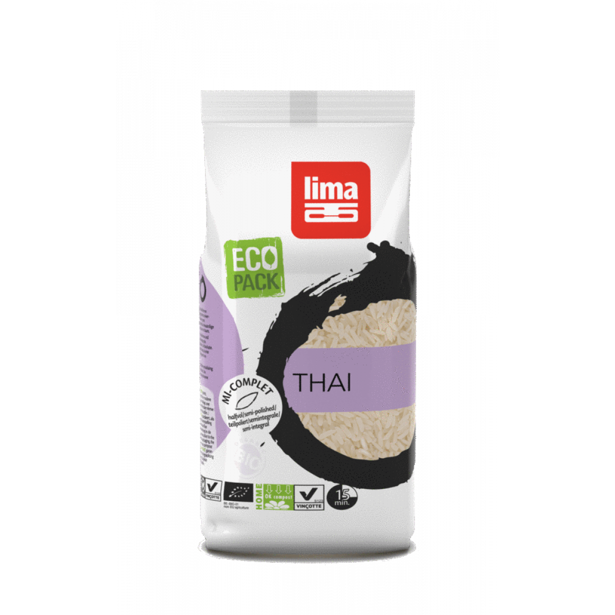 Rijst Thai Halfvol