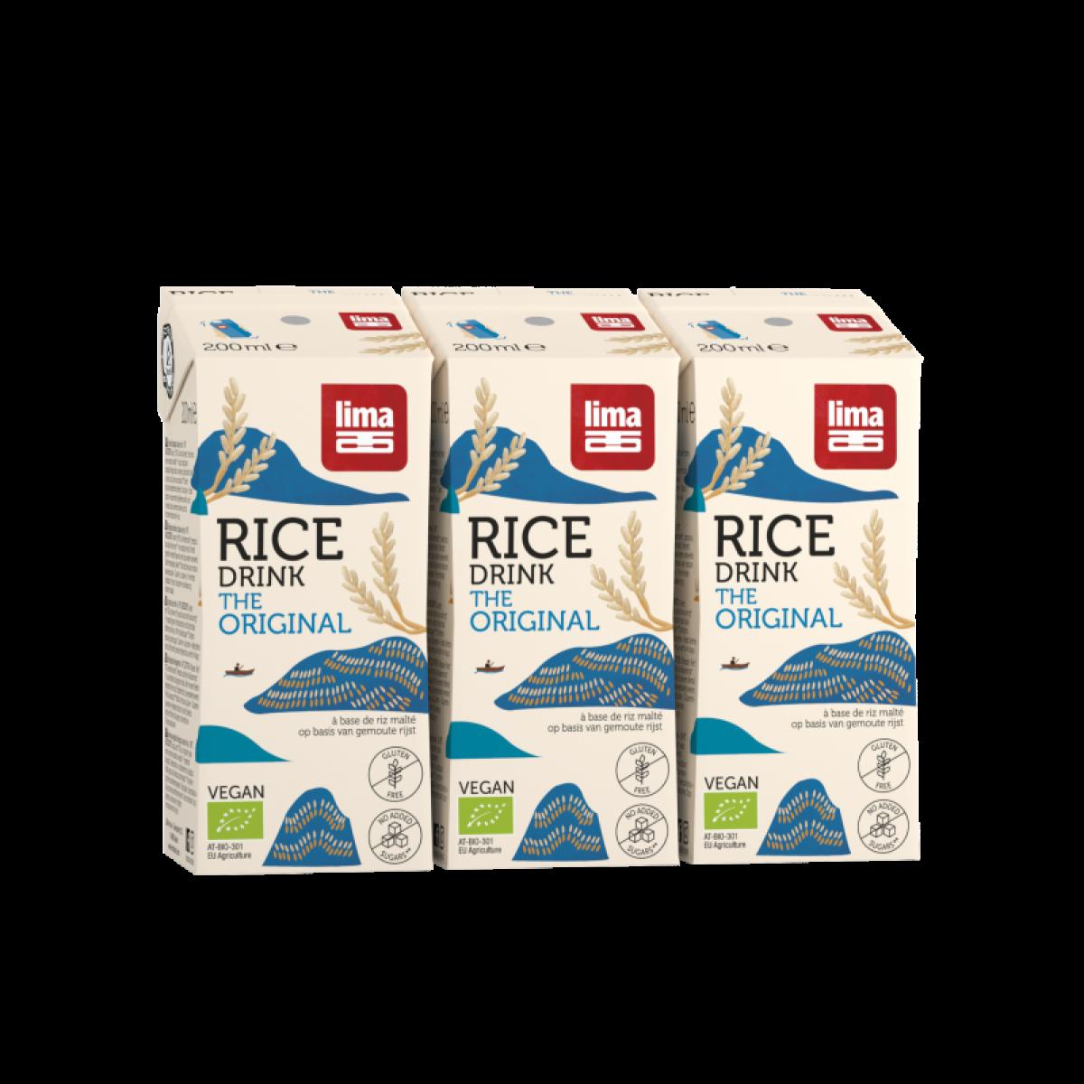 Rijstmelk Original Mini