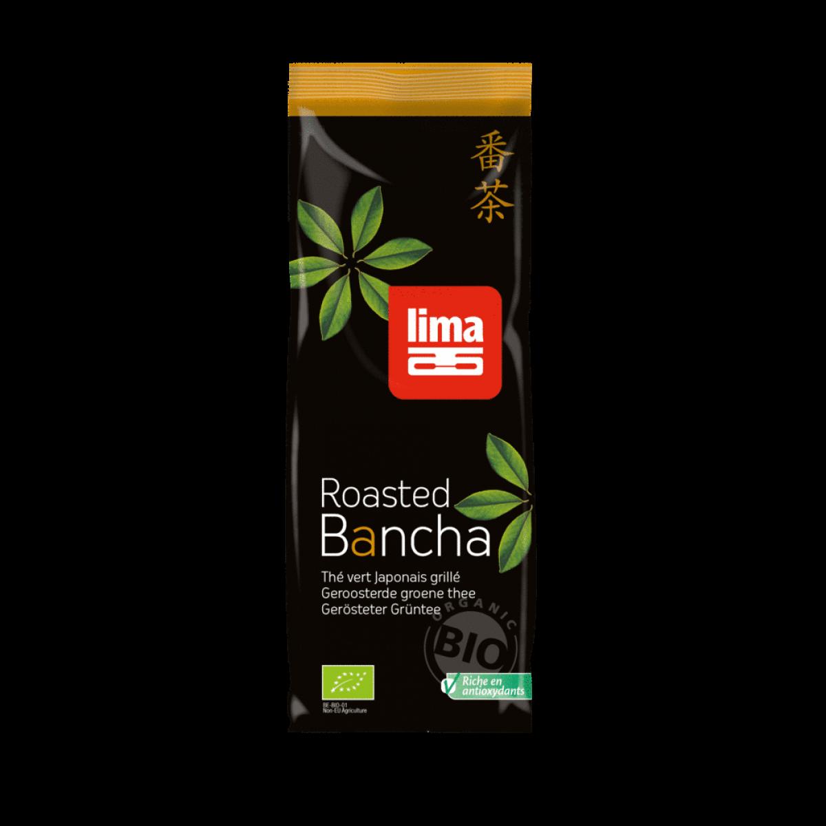 Roasted Bancha Tea (Los)