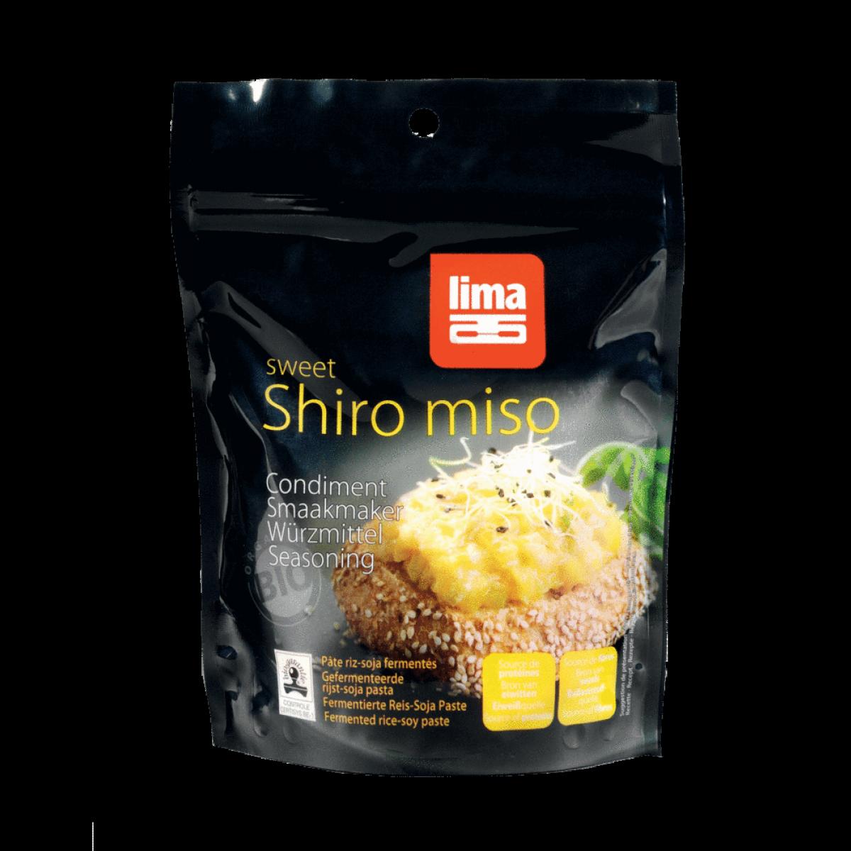 Shiro Miso (Miso, Rijst & Soja)