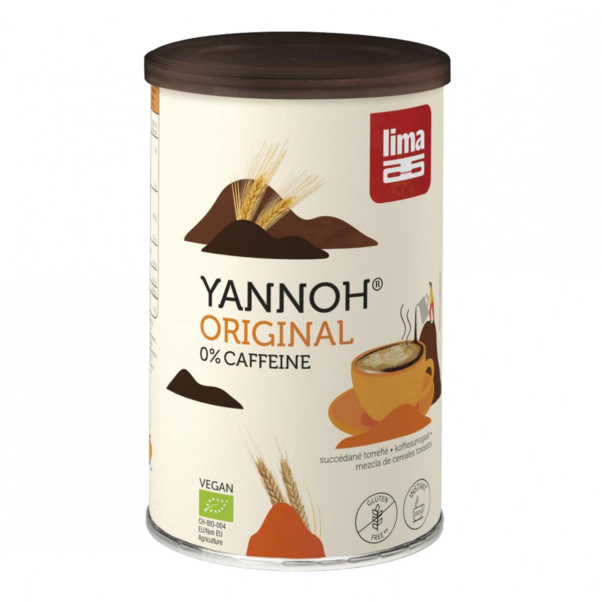 Yannoh Instant 250 gram