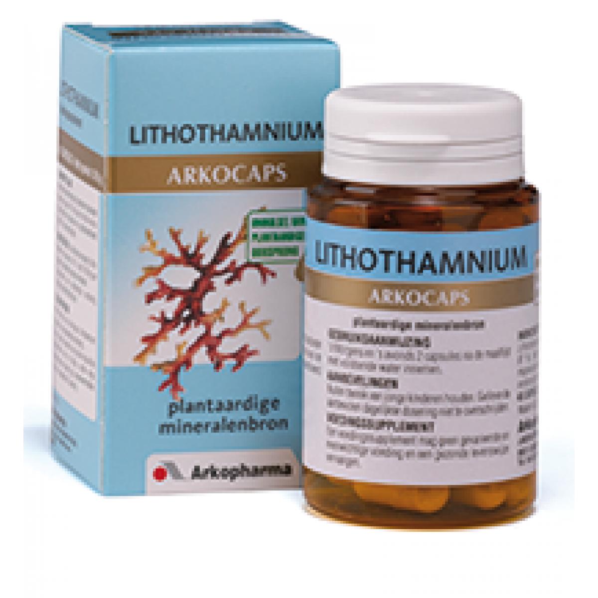 Lithothamnium 45 Capsules
