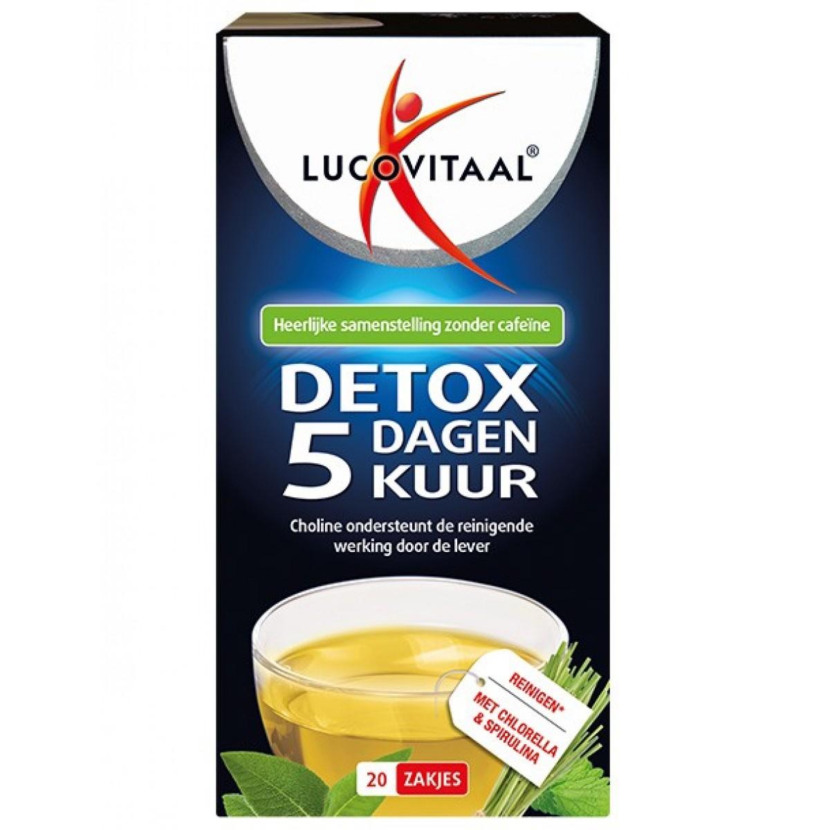 Detox 5 Dagen Kuur Thee