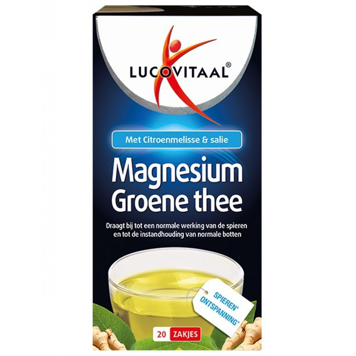 Magnesium Groene Thee