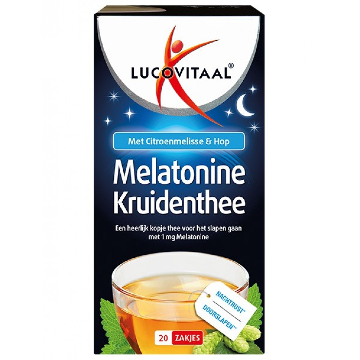 Melatonine Kruidenthee