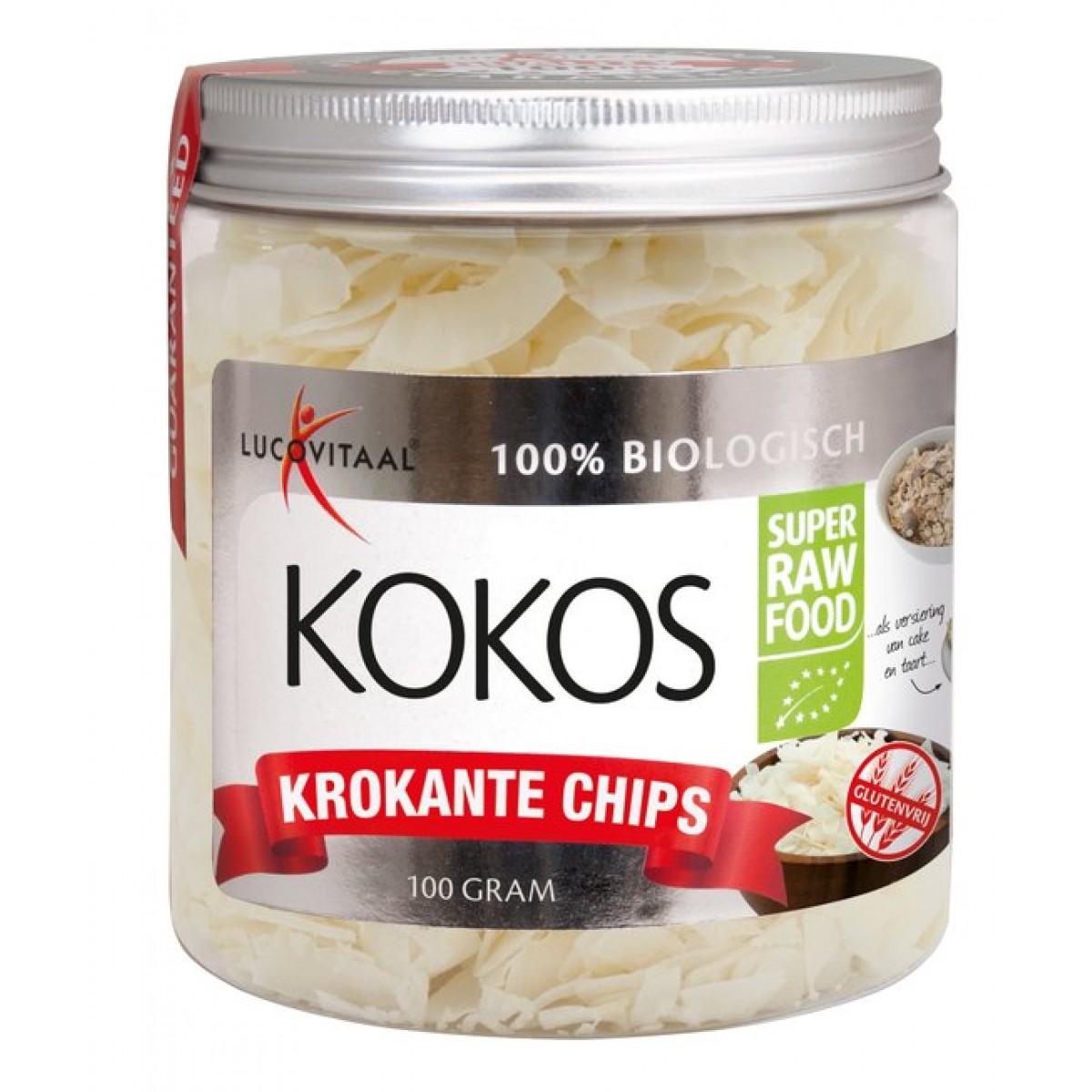 Kokoschips Groot