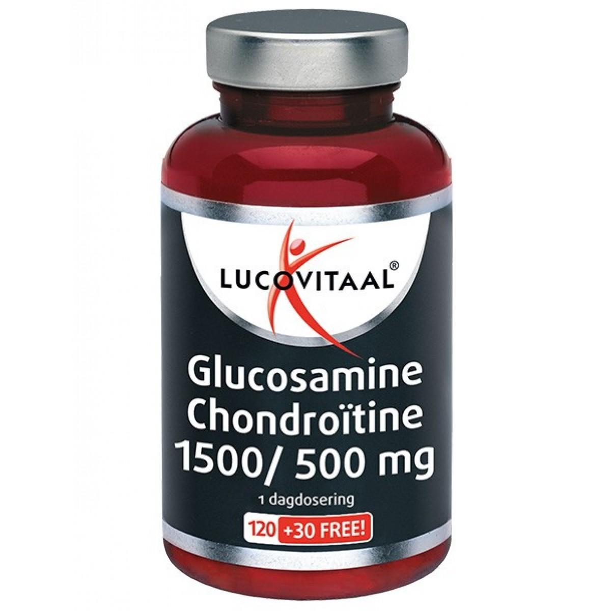 Glucosamine Chondroïtine