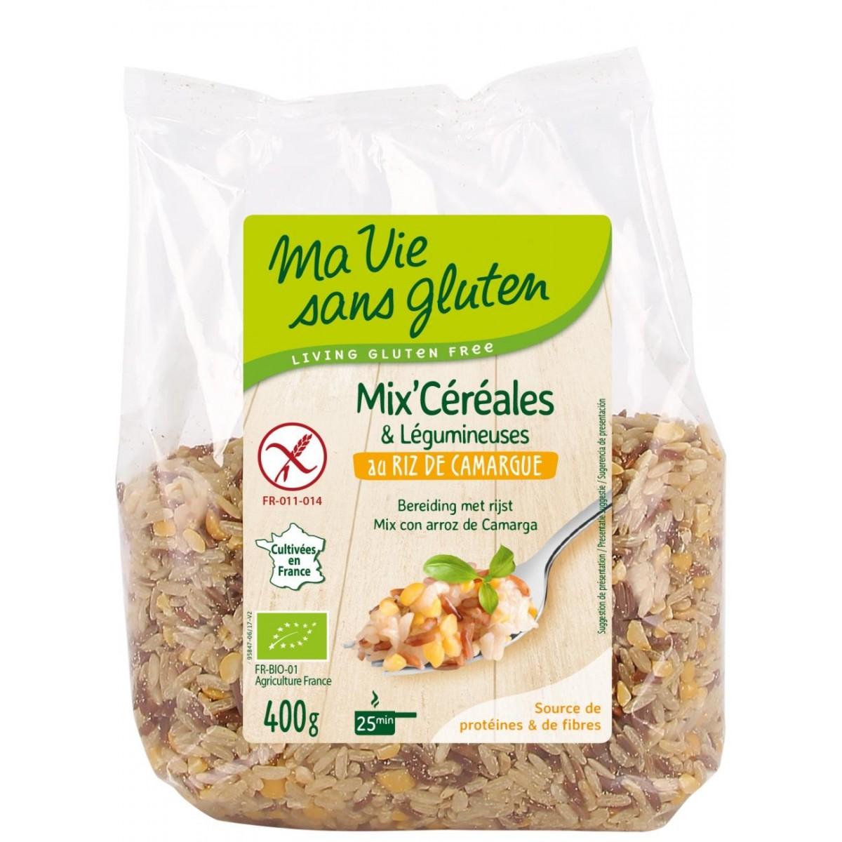 Mix Camargue Rijst & Groenten