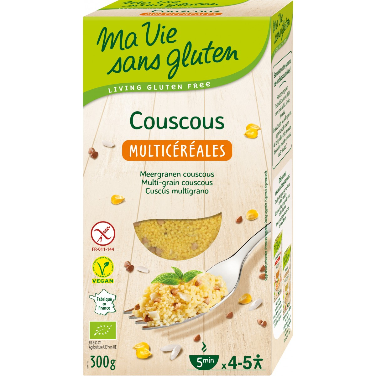 Couscous Meergranen