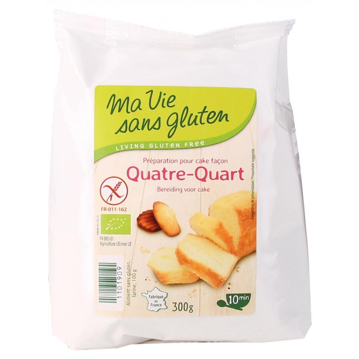 Quartre Quart Cake Mix