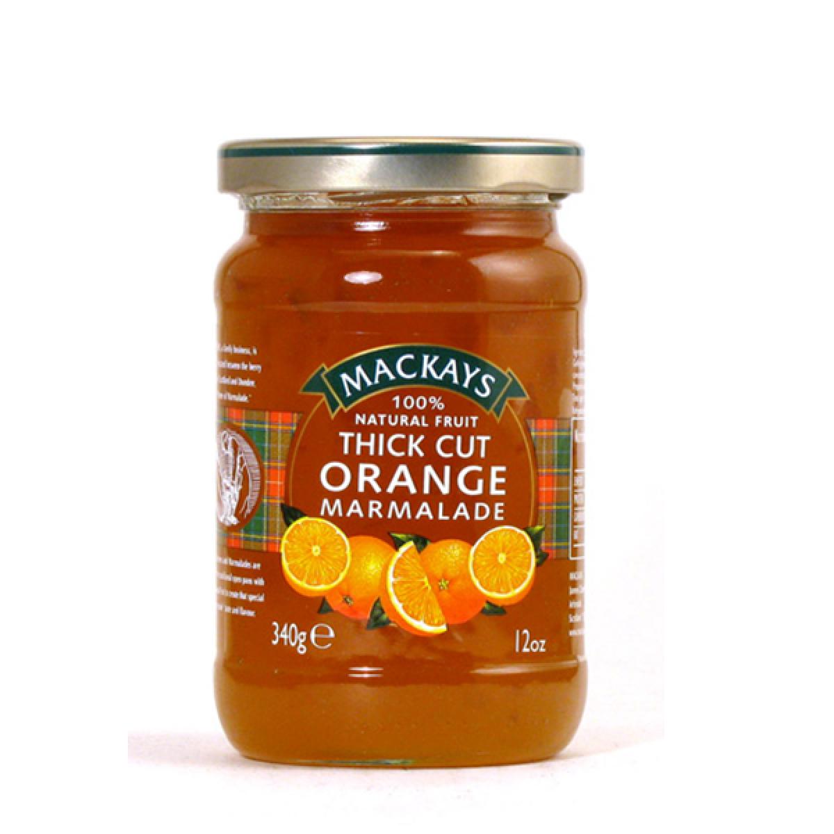 Sinaasappel Marmelade Dik Gesneden