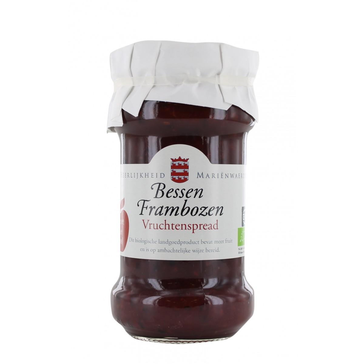 Vruchtenspread Bessen & Frambozen