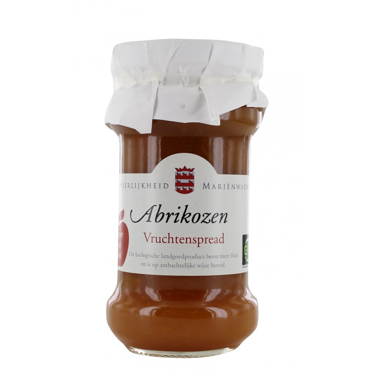 Vruchtenspread Abrikozen