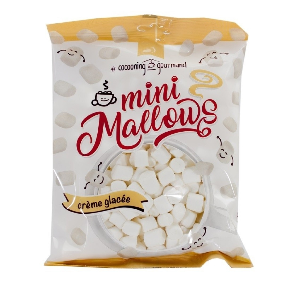 Mini Marshmallows Vanille