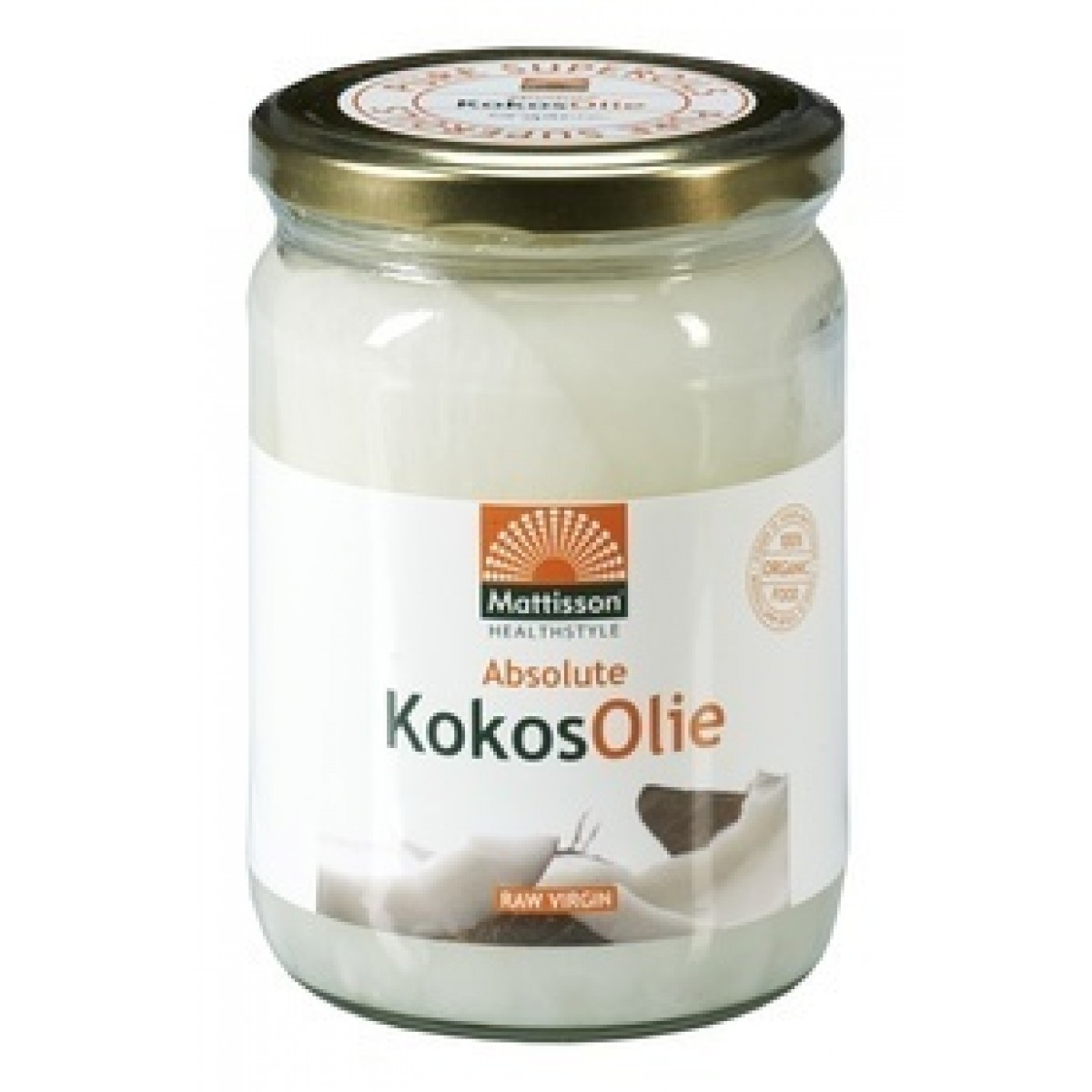 Kokosolie 500 ml