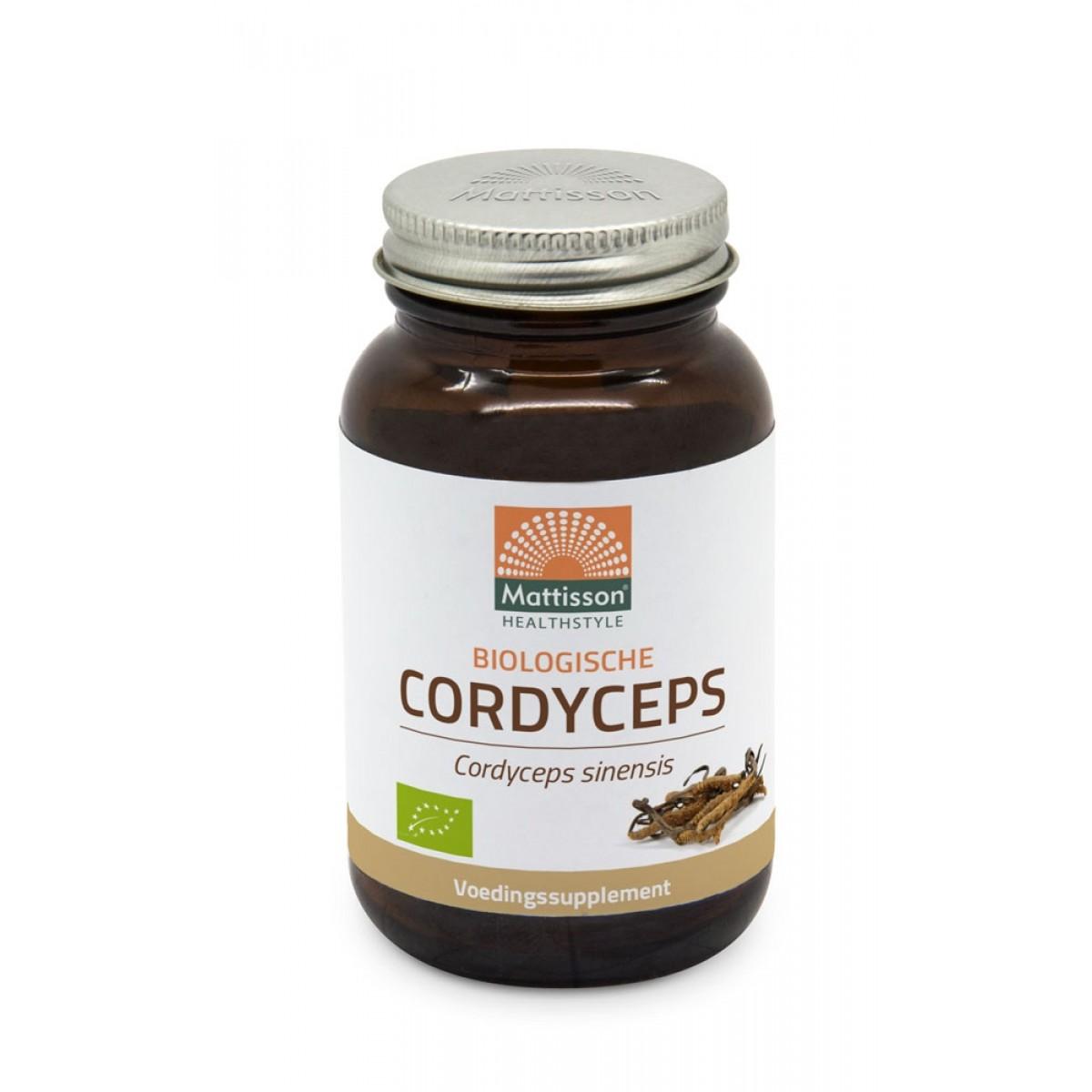 Cordyceps 525 mg