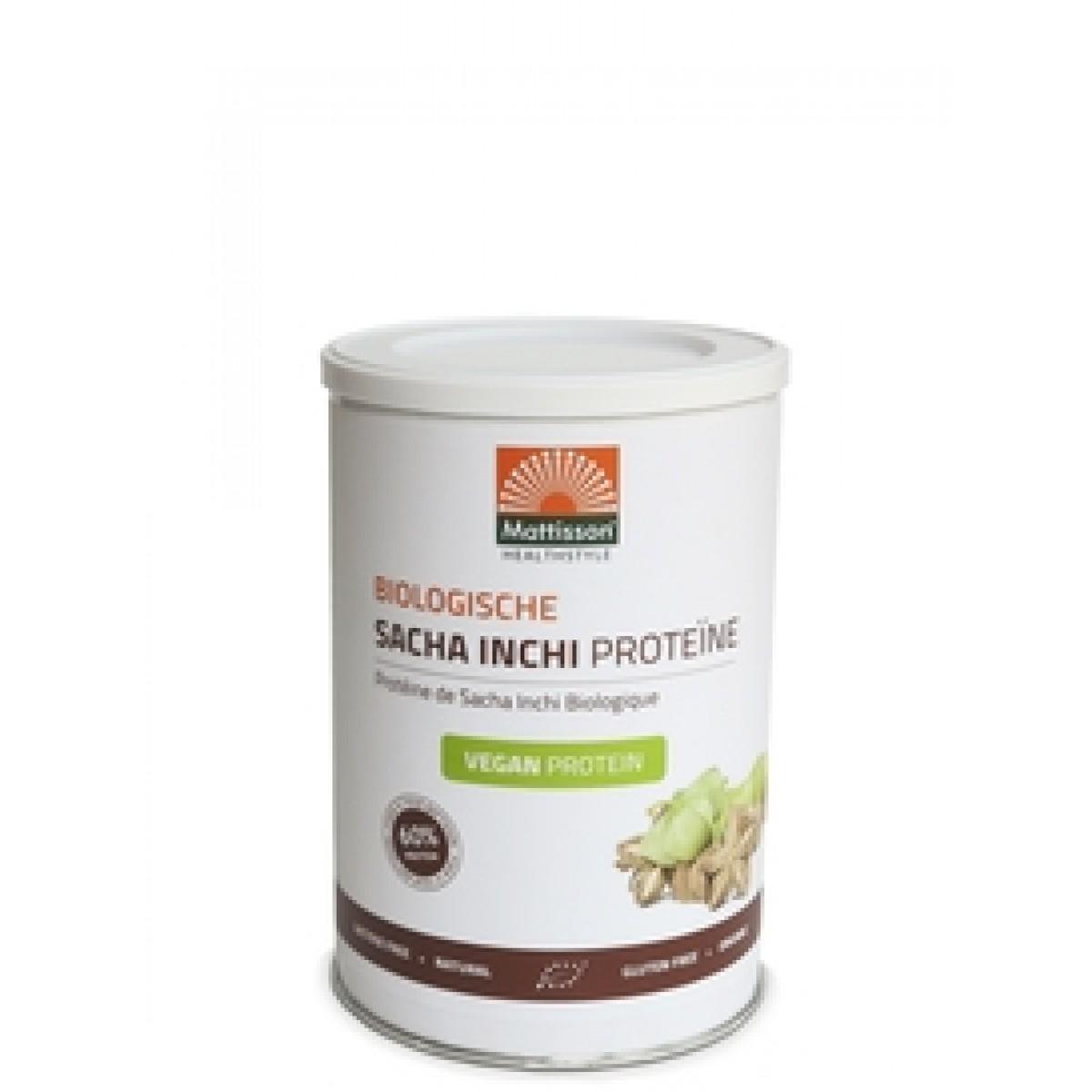 Sacha Inchi Proteine Poeder