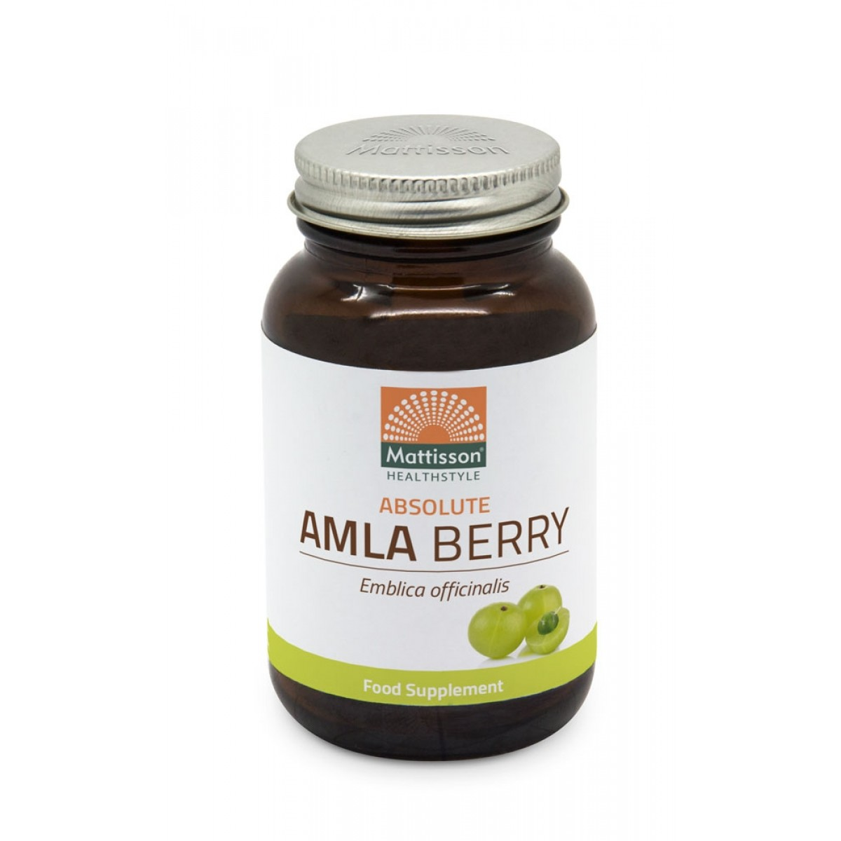 Amla Berry Extract 500 mg