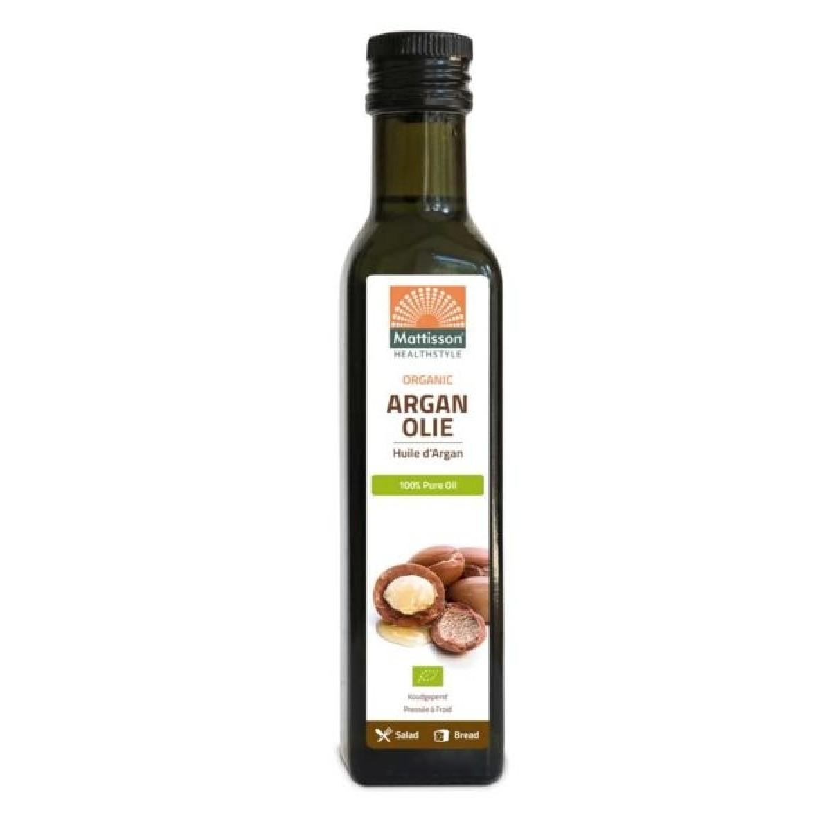 Argan Olie Biologisch Koudgeperst