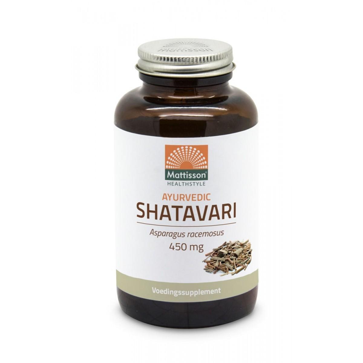 Ayurvedic Shatavari Asparagus Racemosus