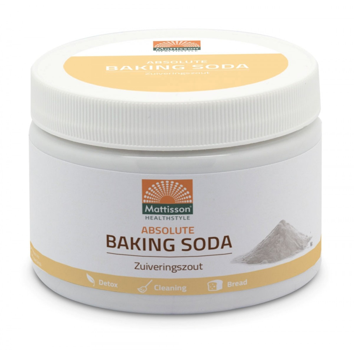 Baking Soda Pot