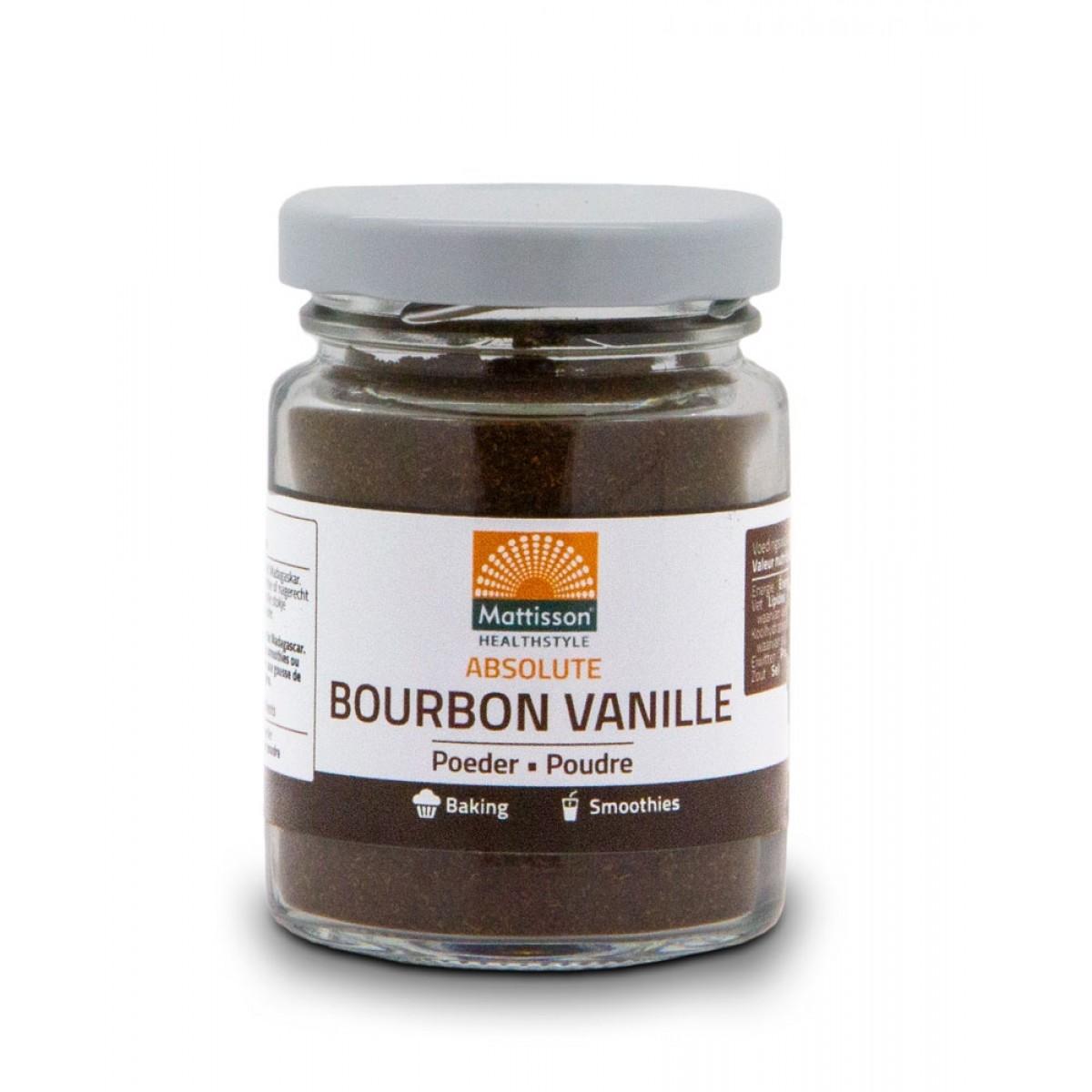 Bourbon Vanille Poeder