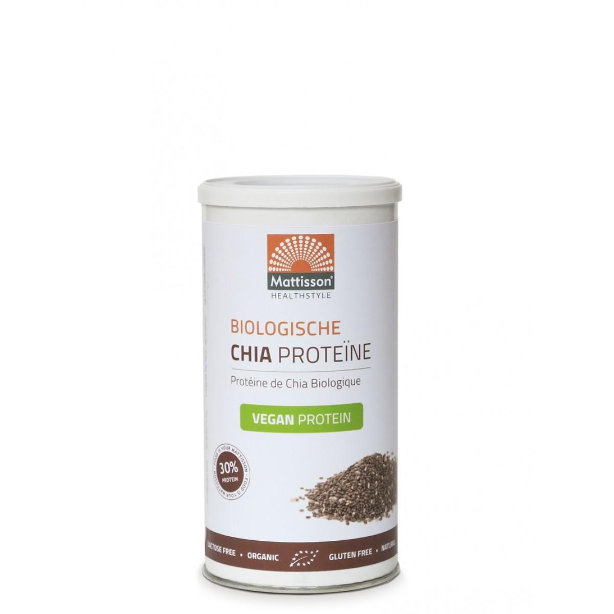 Chia Proteïne Biologisch
