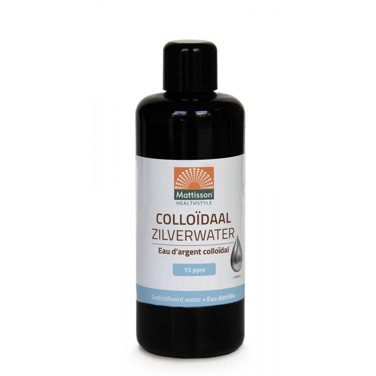 Colloïdaal Zilverwater 100 ml