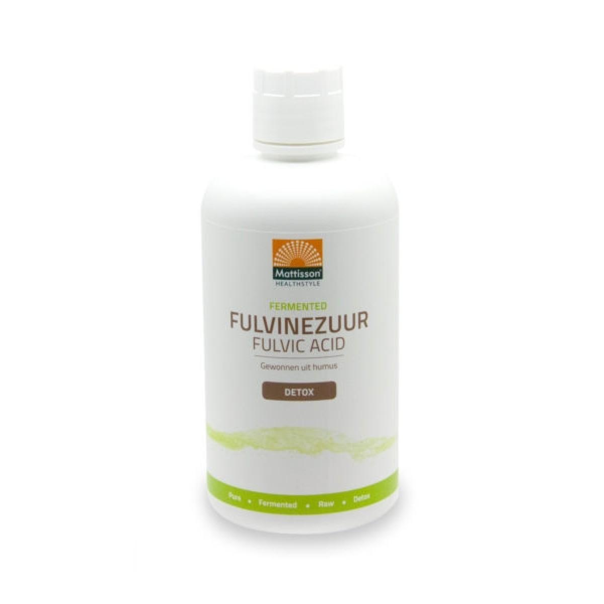 Fermented Fulvine Zuur