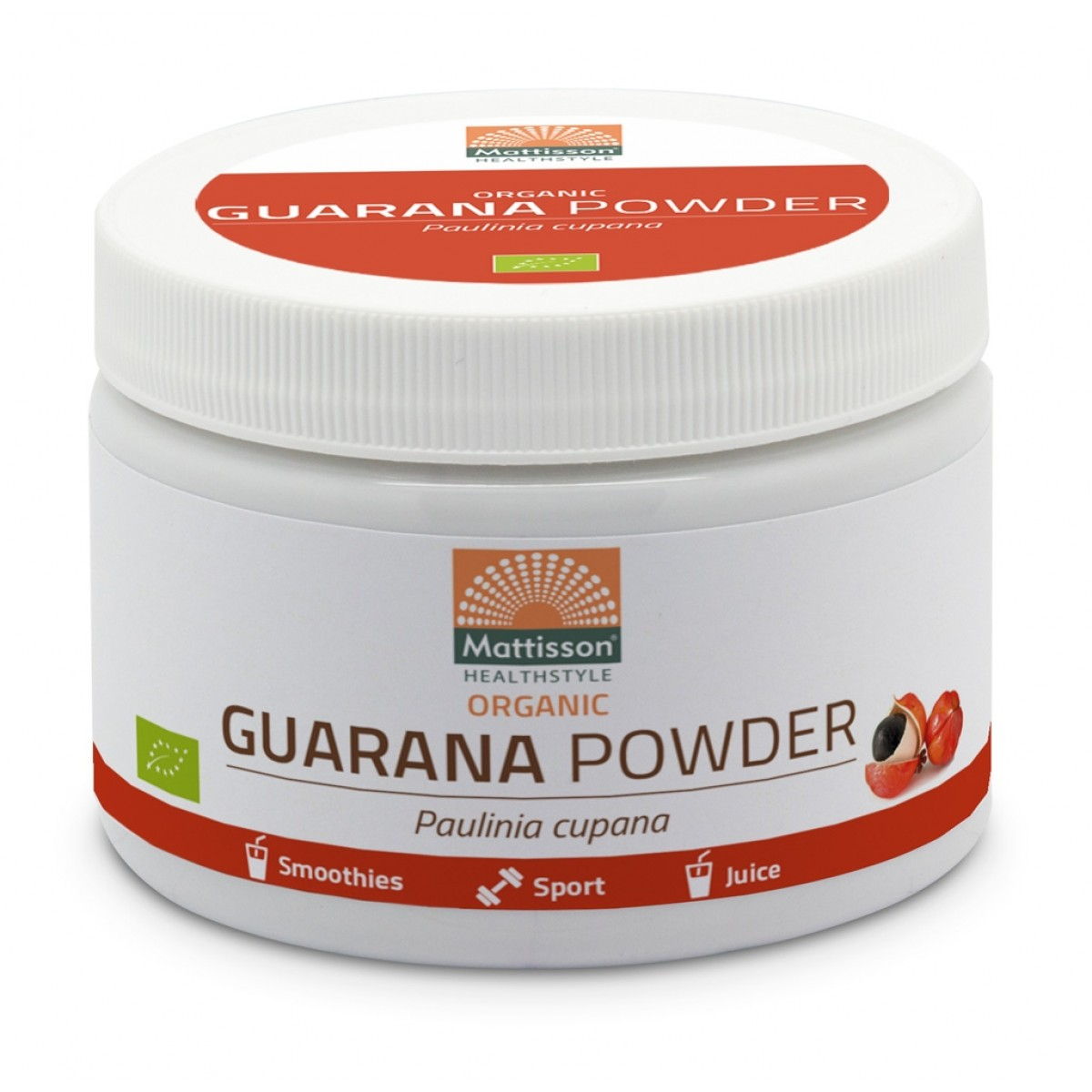 Guarana Poeder