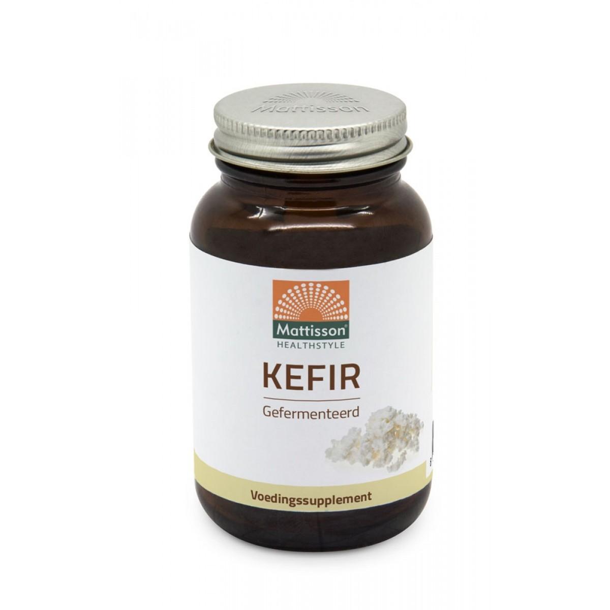 Kefir Gefermenteerd Probiotica