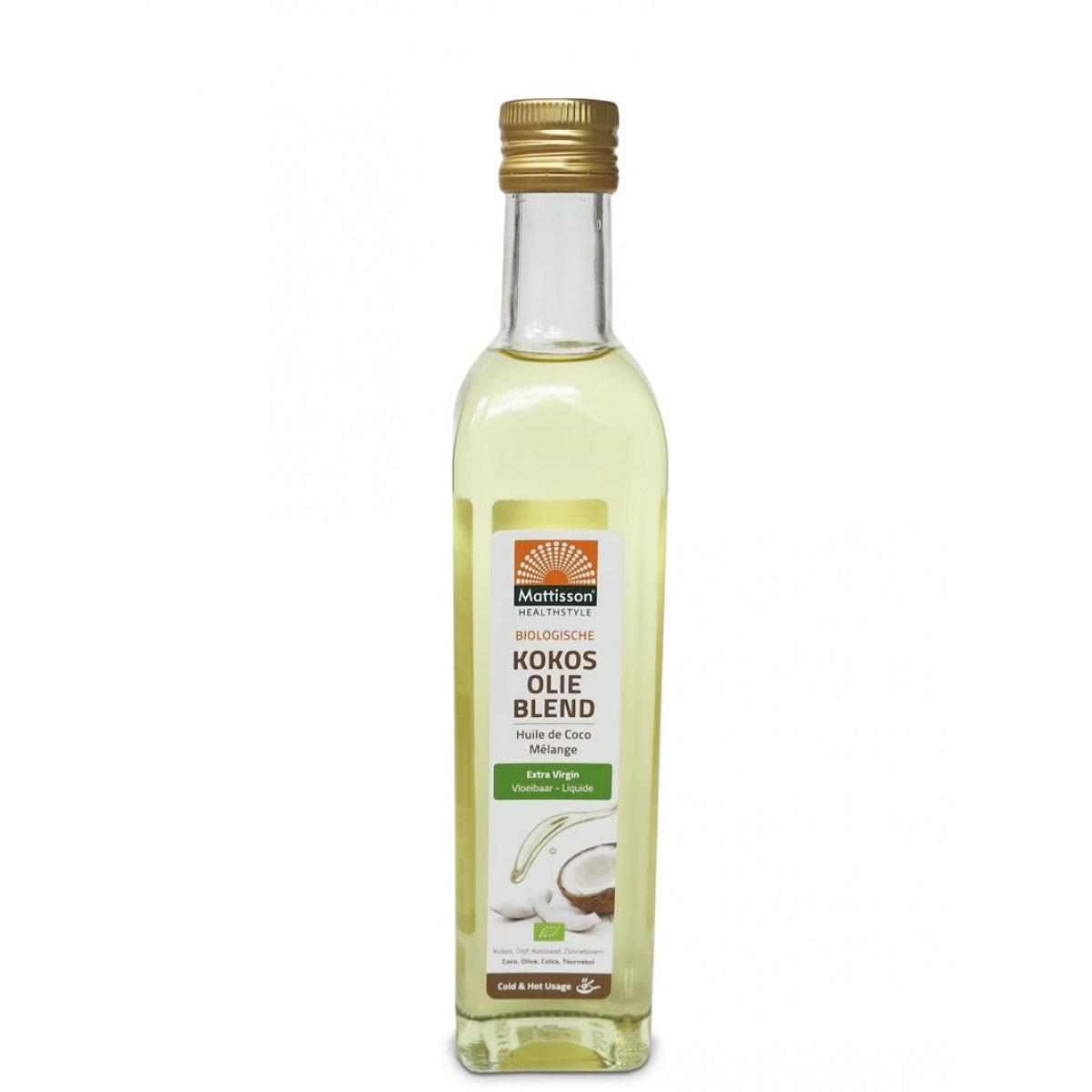 Kokosolie Blend Extra Virgin 500 ml