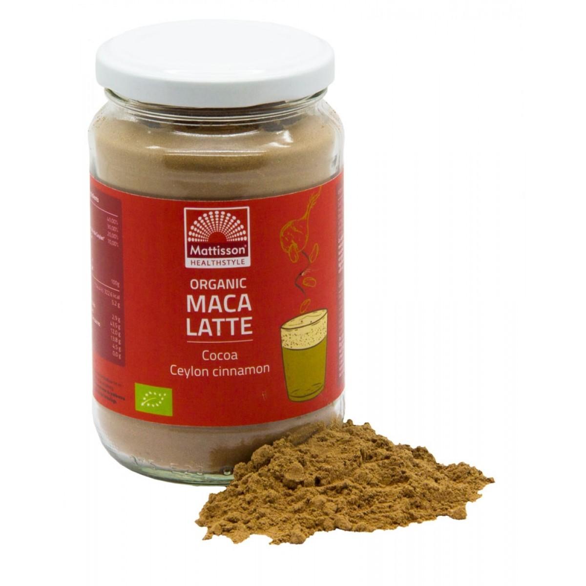 Maca Latte Cacao - Ceylon Kaneel