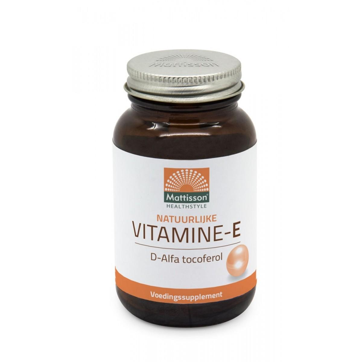 Natuurlijke Vitamine E