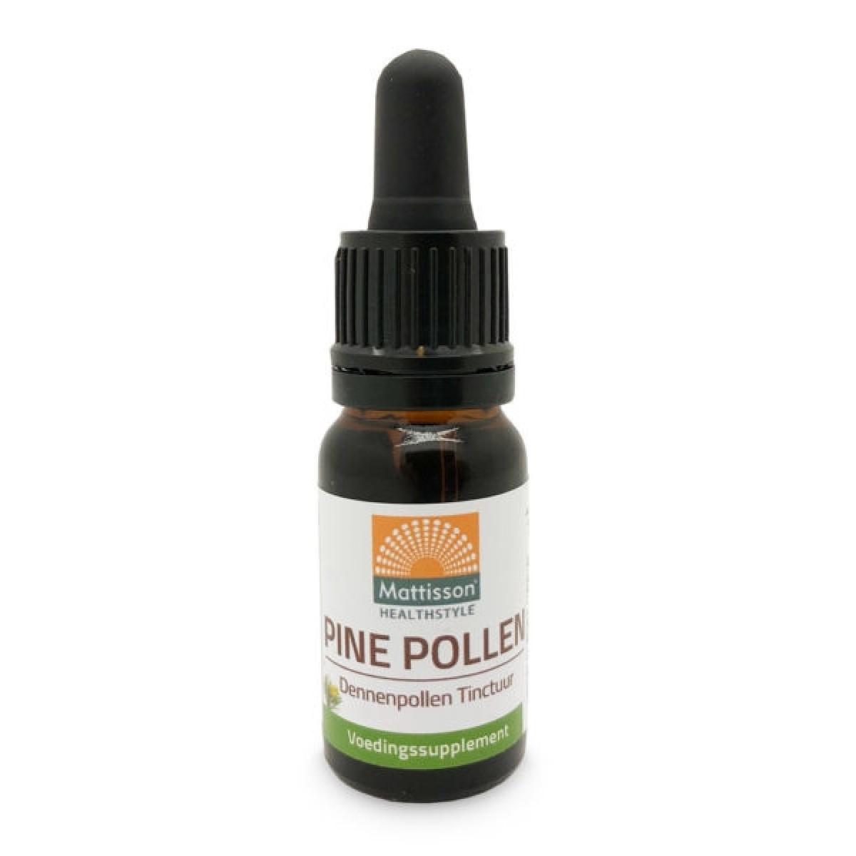 Pine Pollen Dennenpollen Tinctuur