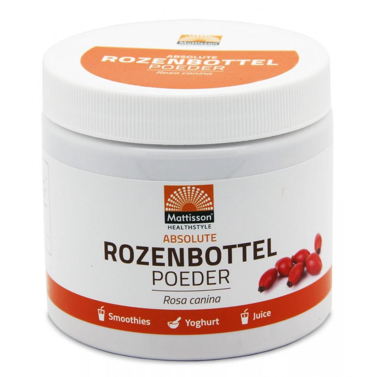 Rozenbottel Poeder