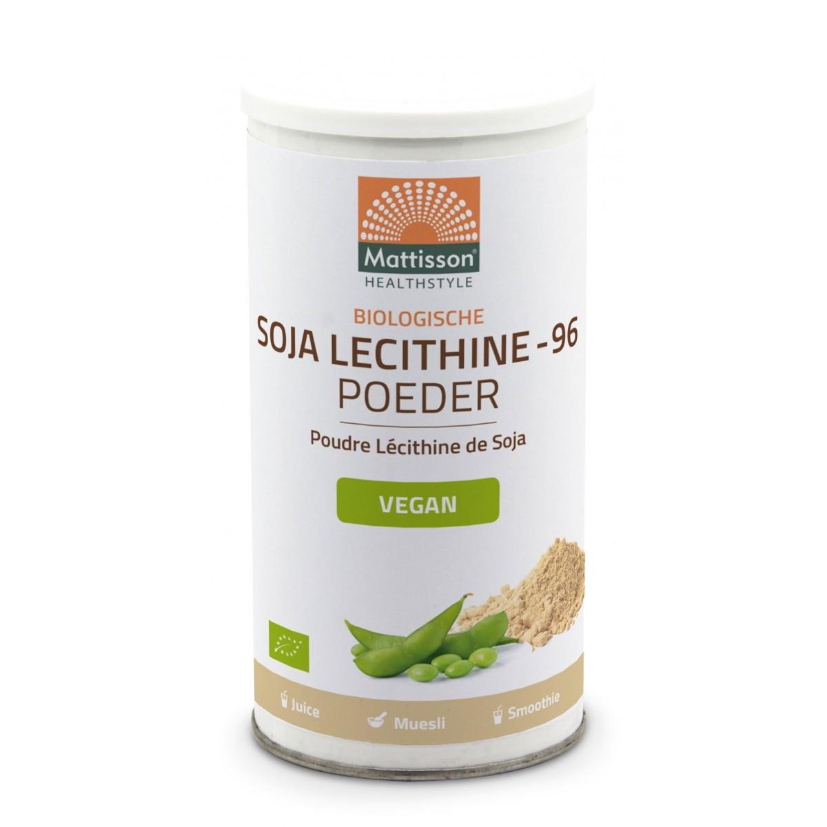 Soja Lecithine Poeder