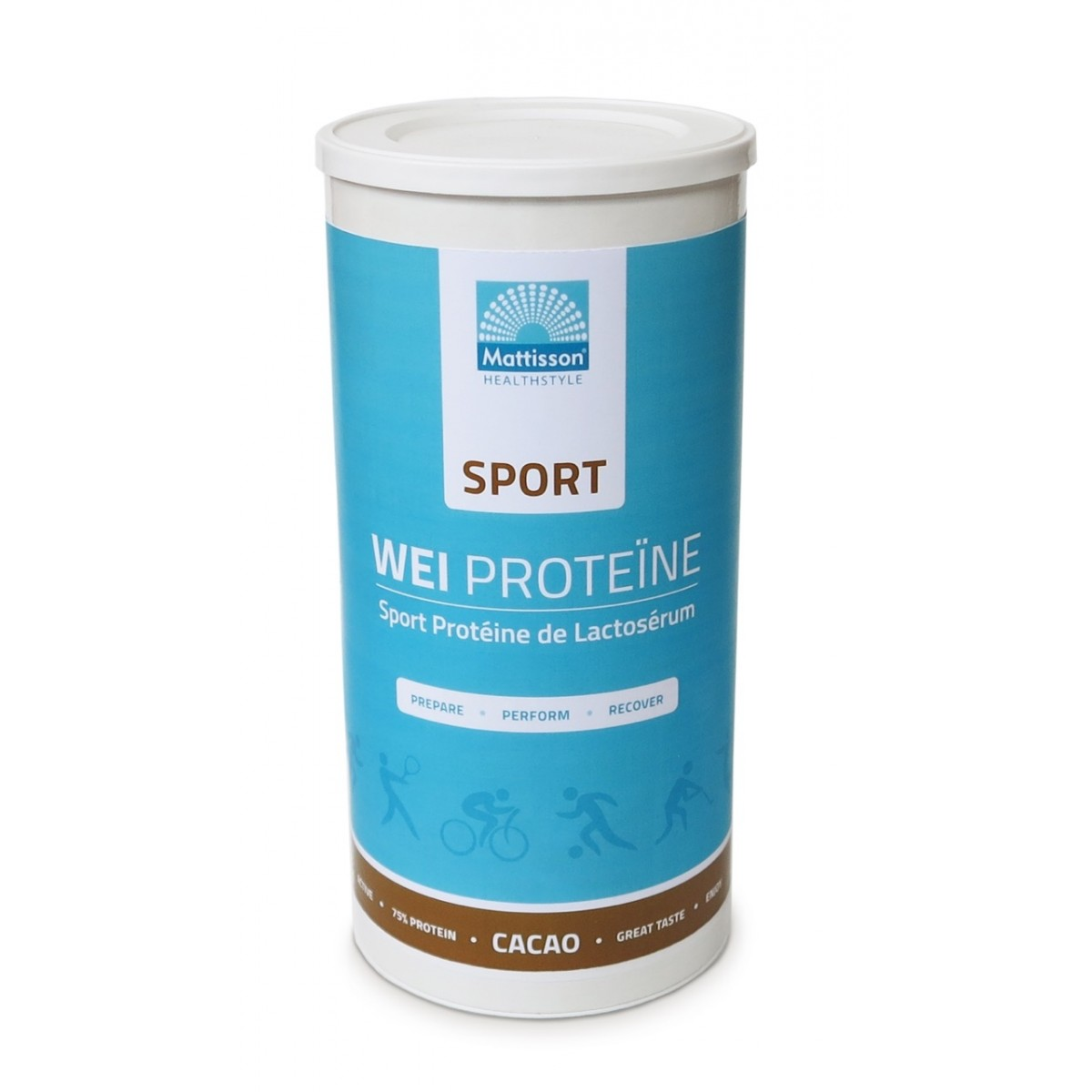 Wei Proteïne Sport Cacao
