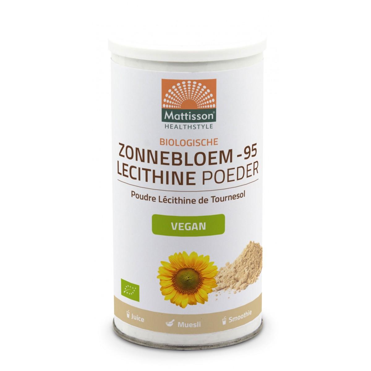 Zonnebloem -95 Lecithine Poeder