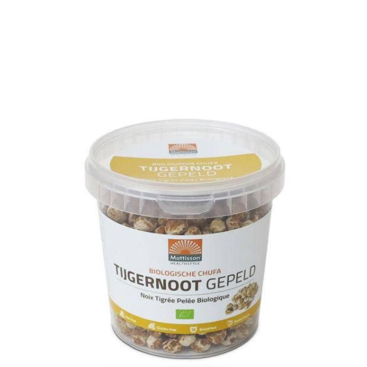 Tijgernoot Chufa Gepeld