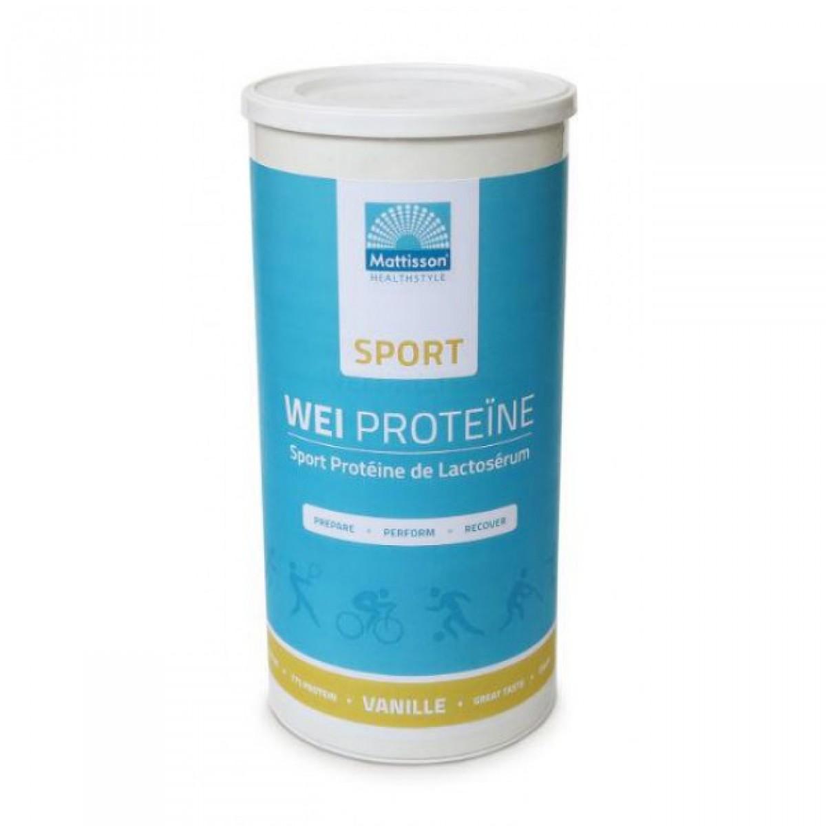 Wei Proteïne Sport Vanille