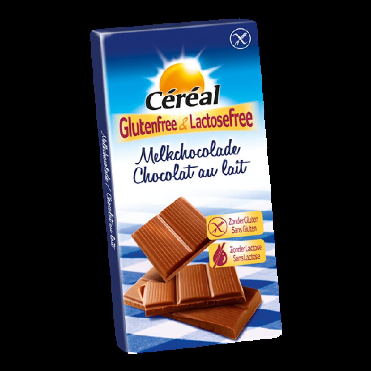Melkchocoladereep