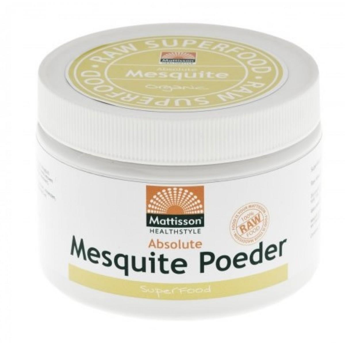 Mesquite Poeder