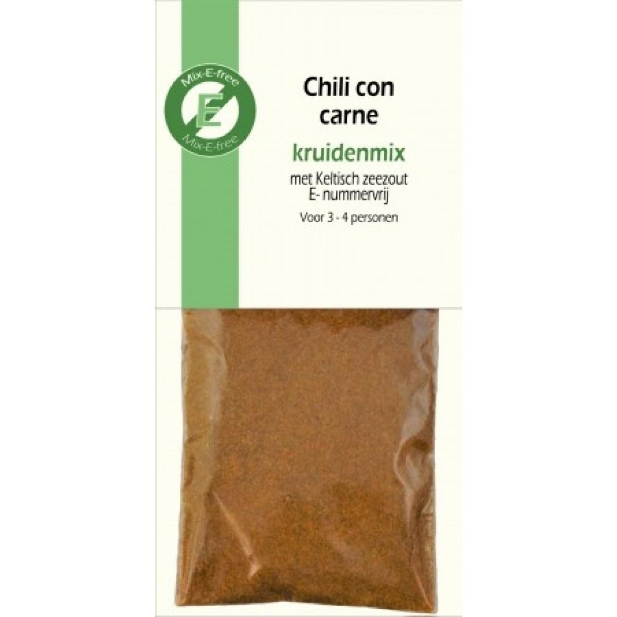 Kruidenmix Chili Con Carne