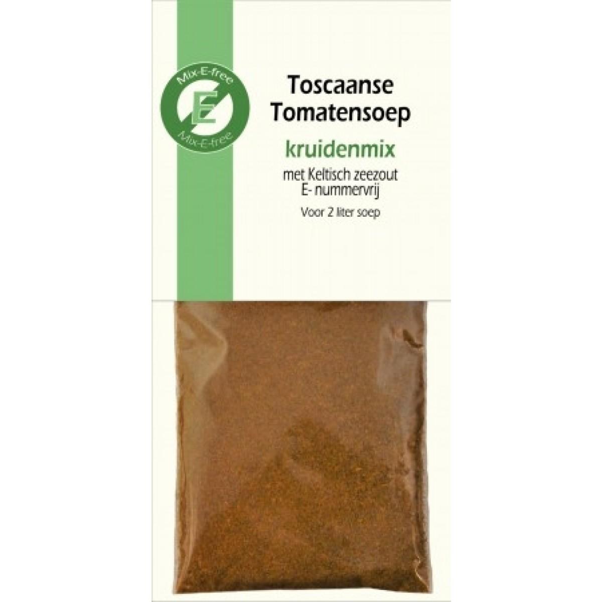 Kruidenmix Toscaanse Tomatensoep
