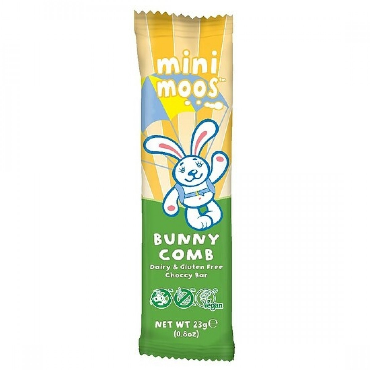 Bunny Comb Chocolade Honingraat Lactosevrij